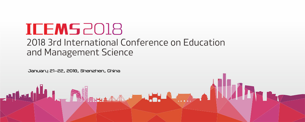 ICEMS 2018 conference