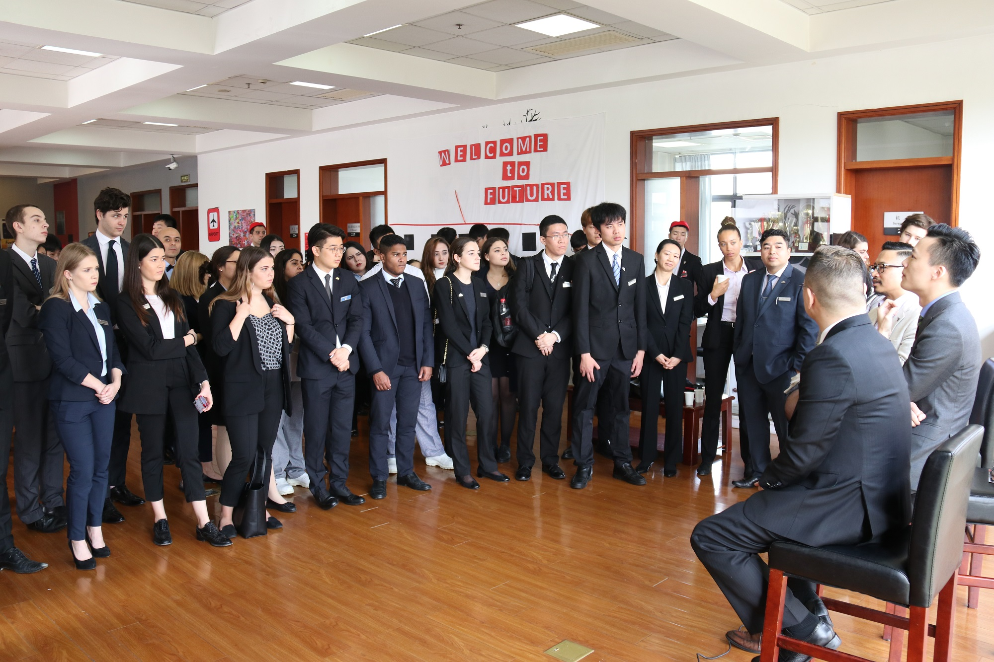 LRJJ Student-led Hospitality Event Successfully Held