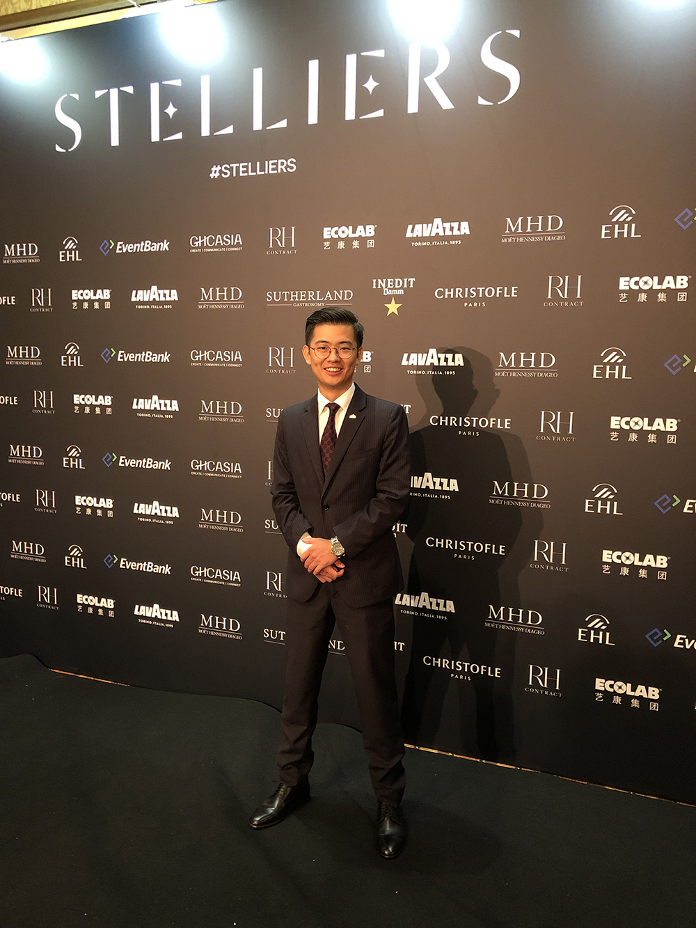 Les Roches Jin Jiang Alumnus Makes it to the Finals of the 2019 Stelliers Awards