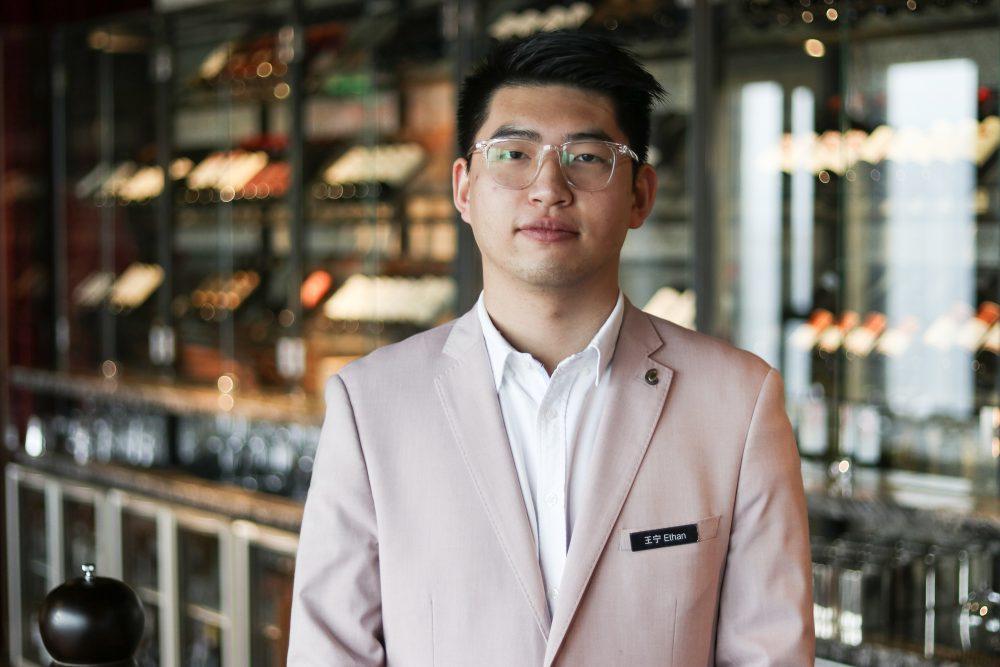 Internship Spotlight – Ethan Wang